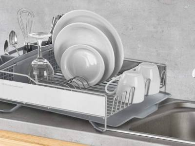 Amazon: KitchenAid Dish Rack JUST $35.99 Shipped (Regularly $63)