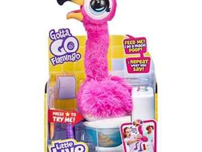 Amazon: Little Live Pets Gotta Go Flamingo Now $19.97