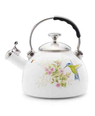 Macy's: Lenox Butterfly Meadow Flutter Tea Kettle $41.99 ($86)