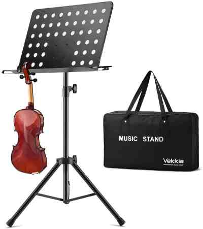 Amazon: 60% Offf on Vekkia Music Stand for Sheet Music