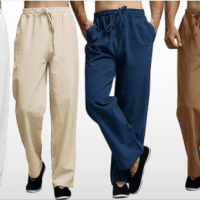 Amazon : Men's Summer Casual Pants Just $6.29 W/Code (Reg : $20.98)