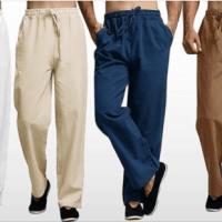 Amazon : Men's Summer Casual Pants Just $6.29 W/Code (Reg : $20.98)