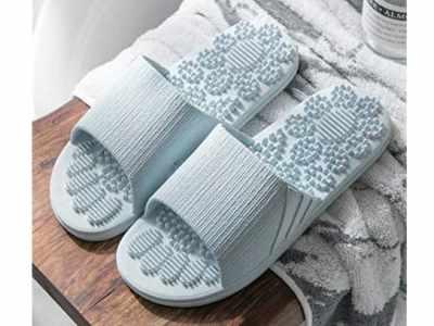 Amazon: Non Slip Women Massage Slippers for $8.95 (Reg. Price $17.89)