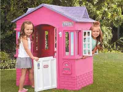 Amazon: Little Tikes Cape Cottage Princess Playhouse for $97.00 (Reg $129.99)