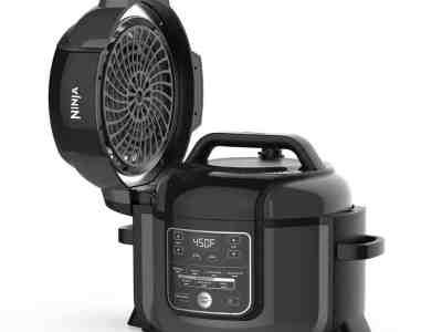 Amazon: Ninja® Foodi™ TenderCrisp 8-in-1 6.5-Quart Pressure Cooker $139.00 (Reg $229.00)