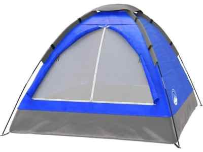 BESTBUY: Package - Wakeman - TradeMark Two Person Tent Adult Blue (2 pack) $49.97 At Reg.$179.97