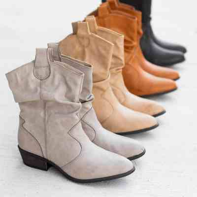 JANE: Perfect Slouchy Boots For $29.99 At Reg.$79.99