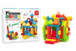 Zulily: PicassoTiles 120-Piece Assorted Bristle Blocks Set! For $15.99 At Reg.$89.99