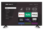 Walmart: RCA 50″ Class 4K Ultra HD (2160P) HDR Roku Smart LED TV for $239.99 + Free Shipping! (Reg. Price $369.99)