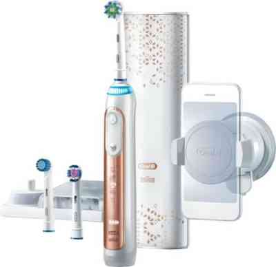 BESTBUY: Oral-B - Genius Pro8000 Connected Rechargeable Toothbrush For $94.99 At Reg.$229.99