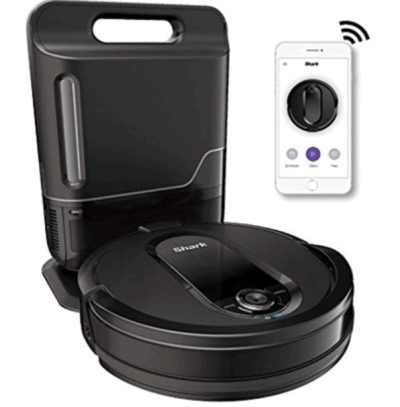 Woot: Shark IQ Robot Vacuum with Self-Empty Base for $299.99