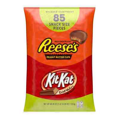 Amazon: Reese's & Kit Kat Halloween Chocolate Candy Variety Pack, Just $12.32 (Reg $14.49) via Sub&Save!