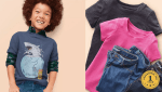 Target: Target: Get $10 off a $40+ purchase of Kid's Clothes and Accessories!