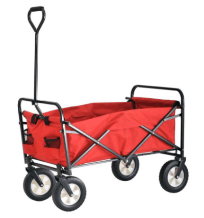 Home Depot: Foldable Wagon for $32.96 (Reg. $82.40) - Free ship to store