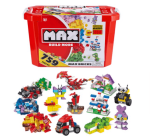 Walmart: MAX Build More Premium Building Bricks Set (759 Bricks) $19.87!!(Reg. $29.99)