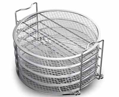 Amazon: Stainless Steel Dehydrator Rack for $7.49 (Reg. Price $26.99) after code and coupon!
