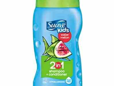 Amazon: Suave Kids 2 in 1 Shampoo and Conditioner for $1.88 (Reg. Price $9.99)