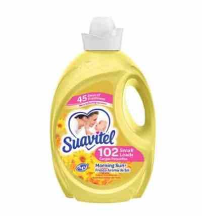 Amazon: Suavitel Fabric Softener for $5.82 (Reg. Price $7.49)