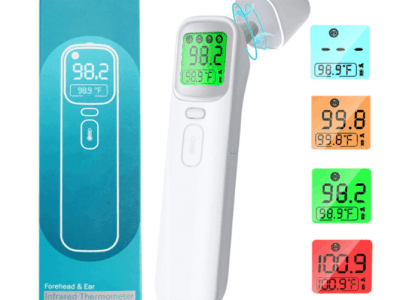 Amazon: Touchless Thermometer For Adults and Kids Now $16.49 (Reg $32.99)