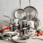 Sam's Club: Tramontina 14-Piece Stainless Steel Cookware Set Only $199.98