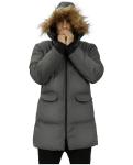 Amazon: Men's Winter Parka Jacket w/ Hooded Thicken Padded Windproof $30-$35 ($70)