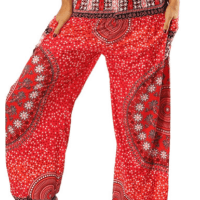 Amazon : Women's Boho Pants Just $11.99 W/Code (Reg : $35.98)