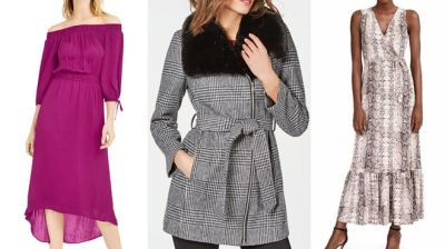Macy's: 80% Off Women's Apparel – Alfani, INC International Concepts, Charter Club!