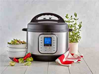 Macy's: Instant Pot Duo Nova 10-Qt. 7-in-1, One-Touch Multi-Cooker for $99.99 Free Shipping! (Reg. $187.99)