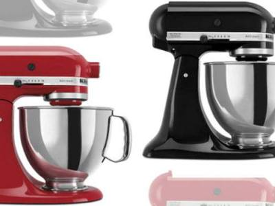 Belk: KitchenAid 5 Quart Tilt Head Stand Mixer JUST $259.50 + FREE Shipping (Reg $520)
