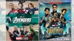 Best Buy: Marvel Blu-Ray + Digital Movies JUST $9.99 (Regularly $25)
