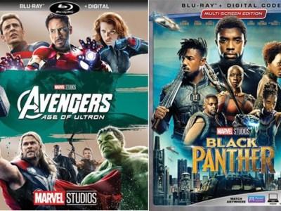 Best Buy: Marvel Blu-Ray + Digital Movies JUST $9.99 (Regularly $25)