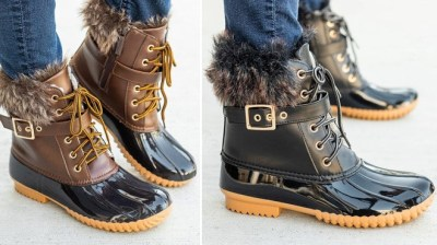 Jane: Top Fur Duck Boots ONLY $32 Shipped (Reg $70)