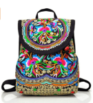 Amazon: Women Vintage Embroidered Boho Backpacks for $11.55 W/Code (Reg. $19.92)