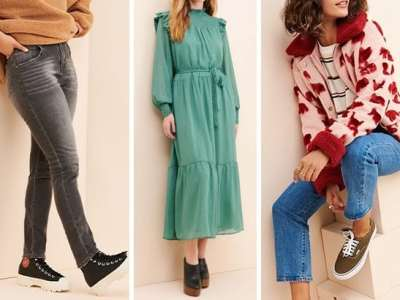 Zulily: Anthropologie Women's Apparel Starting at ONLY $24.99 (Regularly $68)