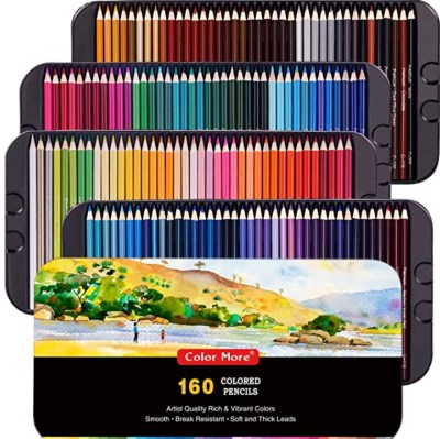 Amazon: 160 Pcs Artist Pencils Set for $13.99 (Reg. Price $27.99) after code!