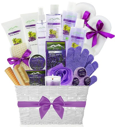 Amazon: 20-Piece Luxury Bath & Body Gift Set - 50% Off W/Code