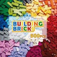 Amazon: 500 Pcs STEM Building Bricks Kit for $11.19 (Reg. Price $13.99)