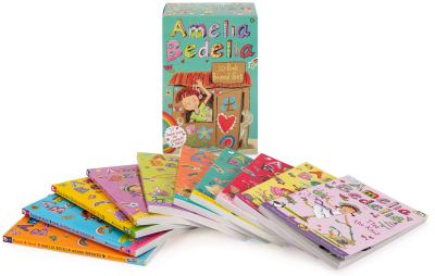 Amazon: Amelia Bedelia Chapter Book 10-Book Box Set for $19.66 (Reg. $29.49)