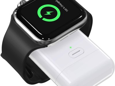 Amazon: Apple Watch Wireless Charger, Portable iWatch Charger - 50% Off Code