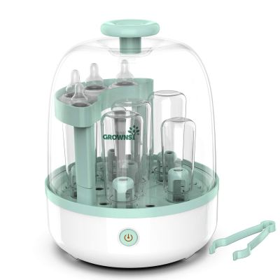 Amazon: Baby Bottle Steam Sterilizer for $19.99 (Reg.Price $49.99) after code!