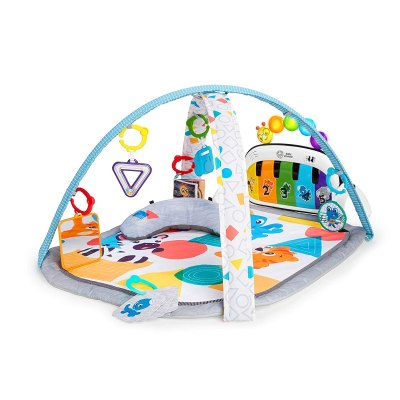 Amazon: Baby Einstein 4-in-1 Kickin' Tunes Music and Language Discovery Activity Play Gym, Just $37.52 (Reg $49.99)