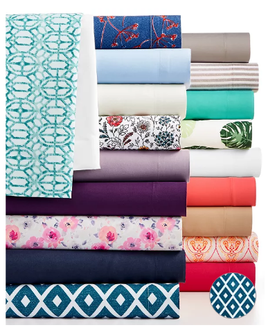 Macy's: Bedsheets Prices Start at $5.99 - Black Friday Deals