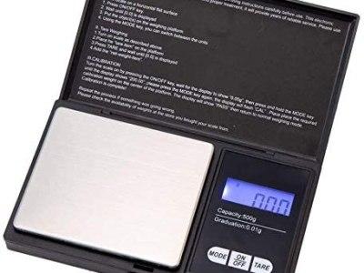 Amazon: Mafiti Digital Pocket Scale for $4.00 after Code!