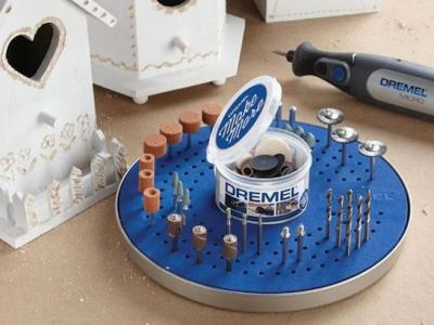 Lowe's: Dremel 125-Piece Multi-Bit Kit ONLY $12.00 (Reg $20.00)