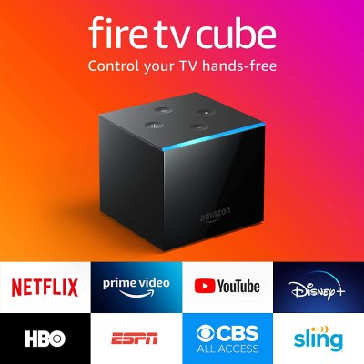 Amazon: Fire TV Cube For $79.99