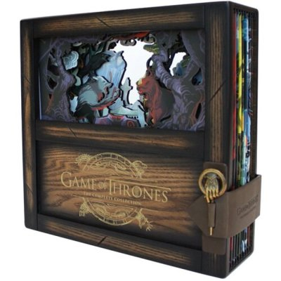Walmart: Game Of Thrones: The Complete Collection $109.96 (Was $329.99) + Free Shipping.