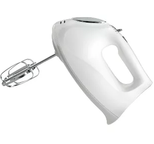 Target: Hamilton Beach 6-Speed Hand Mixer with Case - White For $10 Reg.$19.99