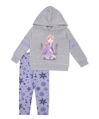 Zulily: Frozen 'Born Leader' Hoodie & Leggings Only $12.99 (Reg $40)
