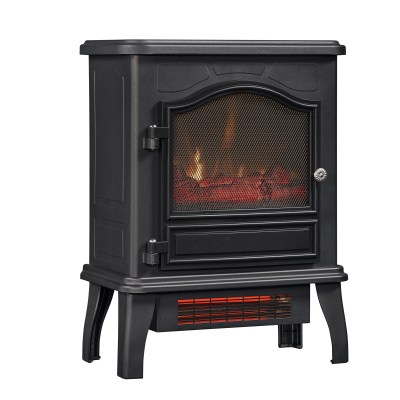 Walmart: ChimneyFree Infrared Quartz Electric Stove Heater For $49.98 Was $74.99