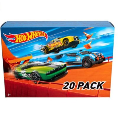 Amazon: Hot Wheels 20 Car Gift Pack for $15.63 (Reg. Price $21.99)